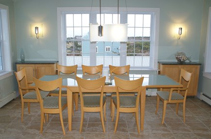 Sagamore Beach, Sandwich Sagamore Beach vacation rental - Dining Room on 2nd floor.