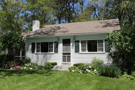 Brewster Cape Cod vacation rental - Beautifully landscaped property, large yard for children at play
