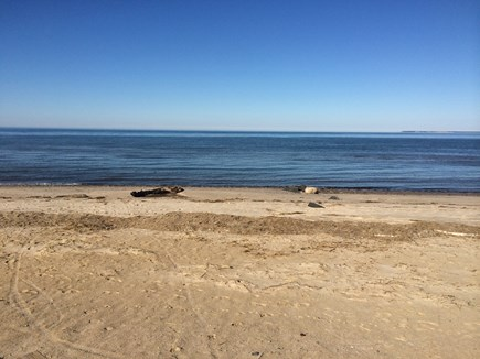 Brewster Cape Cod vacation rental - Beautiful views of the bay and great sunsets