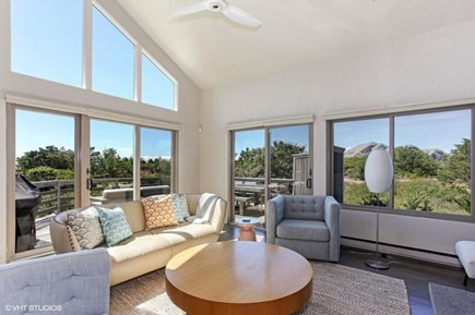Truro Cape Cod vacation rental - Sliders & windows to let in that magical Cape light & fresh air
