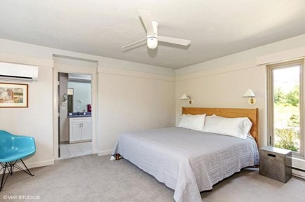 Truro Cape Cod vacation rental - Second master bedroom with king bed