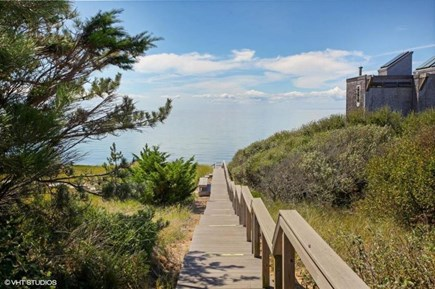 Truro Cape Cod vacation rental - You are almost to the beach