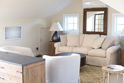 West Dennis Cape Cod vacation rental - 3rd Floor Bar Room w/Pull Out Coach