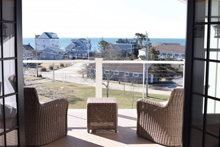 West Dennis Cape Cod vacation rental - 3rd Floor Balcony