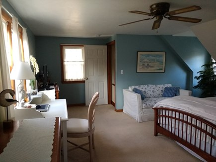 Marstons Mills Marstons Mills vacation rental - Another view of master bedroom. Has extra twin bed if needed