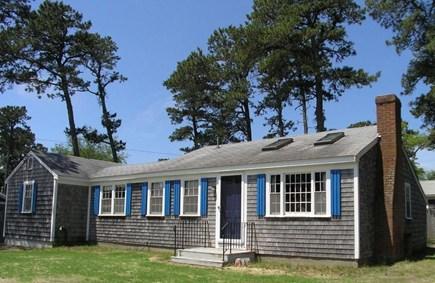 Dennisport Cape Cod vacation rental - Front of home