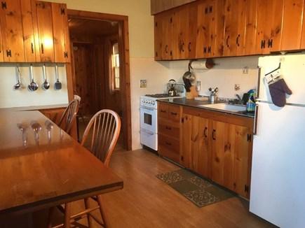 Dennisport Cape Cod vacation rental - Eat in kitchen