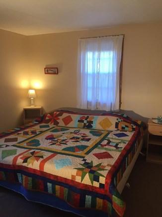 Dennisport Cape Cod vacation rental - Bedroom with queen bed