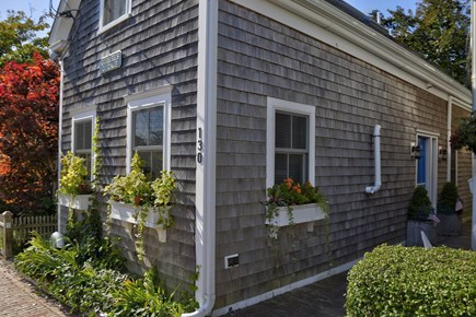 Provincetown Cape Cod vacation rental - Cobbler's Cottage looking West.