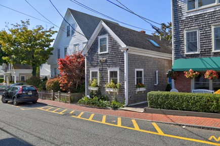 Provincetown Cape Cod vacation rental - Cobbler's Cottage located directly on Commercial Street.