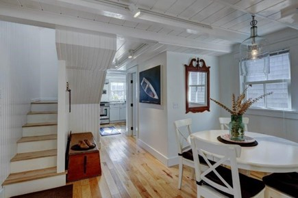 Provincetown Cape Cod vacation rental - Enter the Cottage Look Toward Commercial