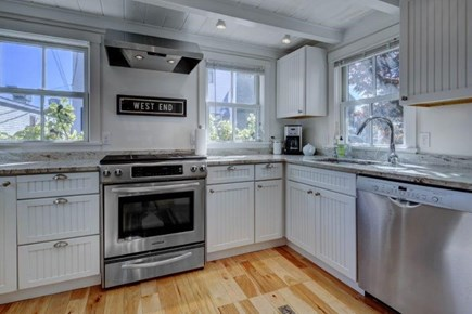 Provincetown Cape Cod vacation rental - Fully Equipped and Ready for Your Dinner Party Preparations