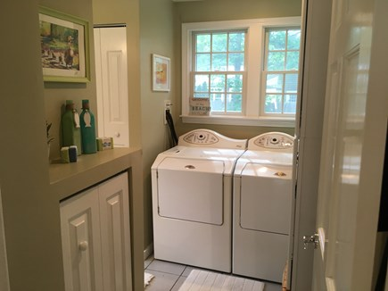 Cotuit, Mashpee Cotuit vacation rental - First floor laundry and full bath