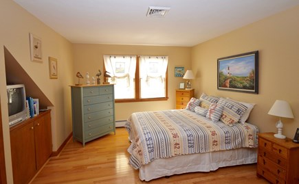 Orleans Cape Cod vacation rental - Upper level bedroom with queen bed