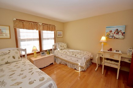 Orleans Cape Cod vacation rental - Main level bedroom with 2 twins