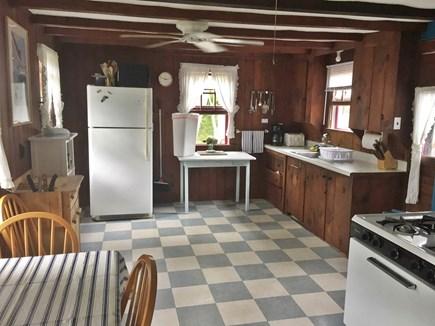 Dennisport Cape Cod vacation rental - Spacious kitchen