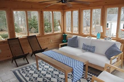Eastham Cape Cod vacation rental - Sunroom