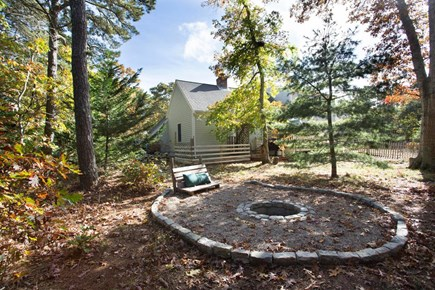 Eastham Cape Cod vacation rental - Firepit