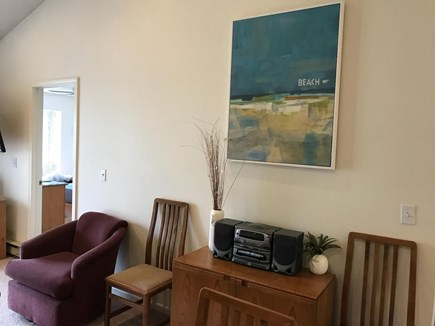 Brewster Cape Cod vacation rental - Stereo, DVD,  wifi and basic cable are included