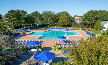 Brewster Cape Cod vacation rental - One of Oceans Edge amazing pools