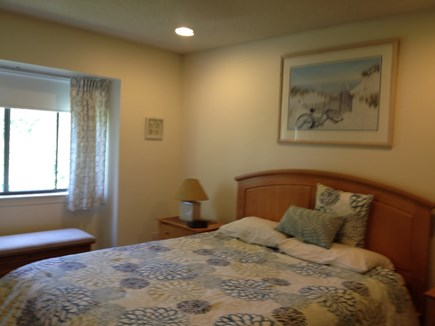 Brewster Cape Cod vacation rental - Bright and airy master bedroom with a queen size bed