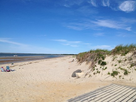 Brewster Cape Cod vacation rental - Linnelle landing beach is about 4 miles away