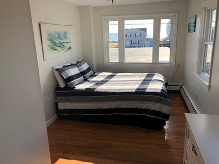Wareham MA vacation rental - 4th bedroom with ocean view