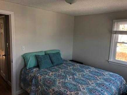 Wareham MA vacation rental - 2nd bedroom with queen bed