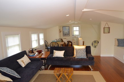 Orleans Cape Cod vacation rental - Game loft seating area