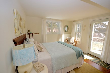 Orleans Cape Cod vacation rental - Lower level second queen bedroom
