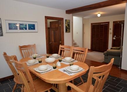 Wellfleet Cape Cod vacation rental - Indoor dining for 6