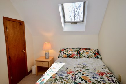 Wellfleet Cape Cod vacation rental - Bedroom 3 with full bed and skylight