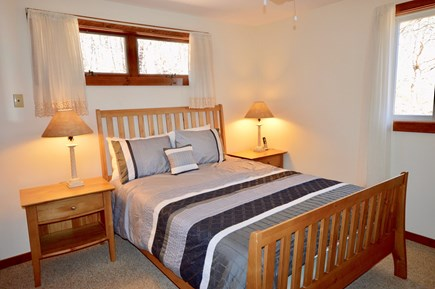 Wellfleet Cape Cod vacation rental - Main level master with queen bed