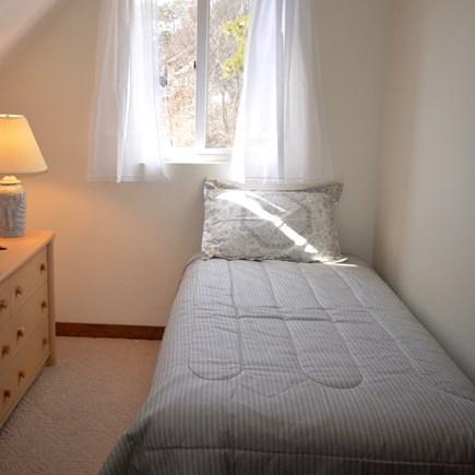 Wellfleet Cape Cod vacation rental - Bedroom 2 - upstairs bedroom with 2 twins