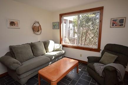 Wellfleet Cape Cod vacation rental - Living room with flat screen TV