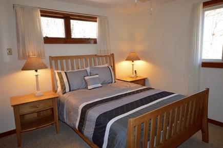 Wellfleet Cape Cod vacation rental - Main level master with queen bed