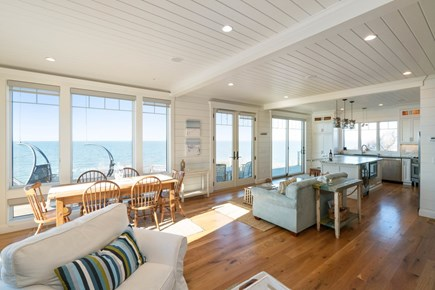 Eastham Cape Cod vacation rental - Main living area on the first floor