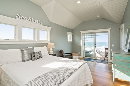 Eastham Cape Cod vacation rental - Second bedroom upstairs with a Queen