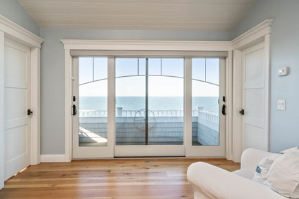 Eastham Cape Cod vacation rental - Second floor sitting area. A great place to read a book