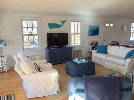 Chatham Cape Cod vacation rental - TV seating area