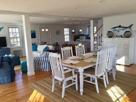 Chatham Cape Cod vacation rental - Dining table