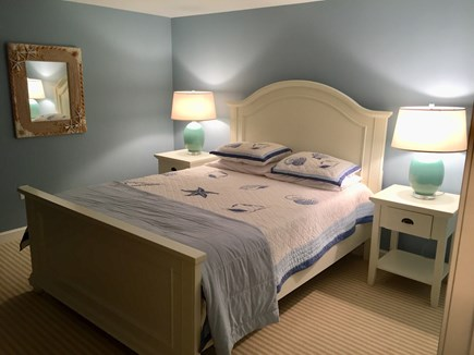 Chatham Cape Cod vacation rental - Lower level queen bedroom