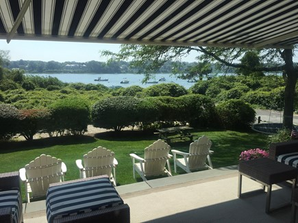 Chatham Cape Cod vacation rental - View from back patio