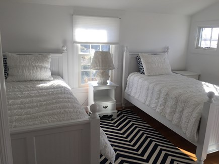 Chatham Cape Cod vacation rental - Upstairs blue twin room
