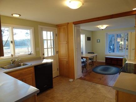 Yarmouth Port Cape Cod vacation rental - Kitchen with beautiful marsh views