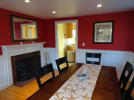 Yarmouth Port Cape Cod vacation rental - Dining Room