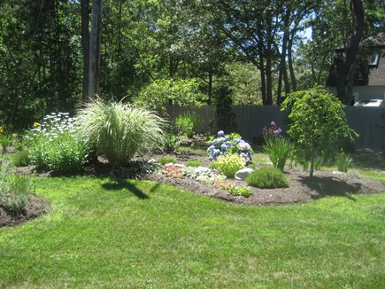 Yarmouth Port Cape Cod vacation rental - Beautifully landscaped front yard