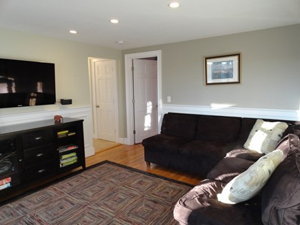 Yarmouth Port Cape Cod vacation rental - Comfortable Living Room with TV