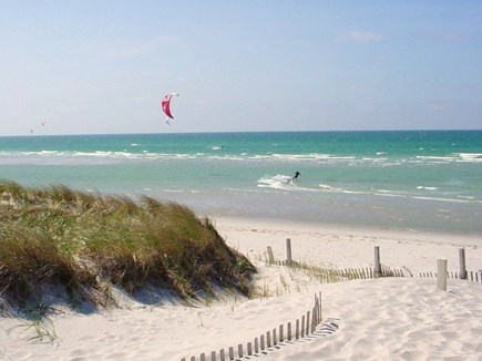 East Dennis Cape Cod vacation rental - 2.9 miles (7minute drive!) to Mayflower Beach!