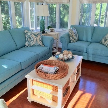 Harwichport Cape Cod vacation rental - Sunroom